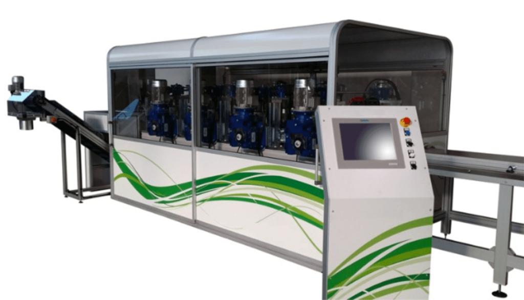 Solar PV Modules Recycling Machine